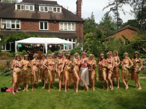 PARTY ACTIVITIES Madame Peaches Hen Parties
