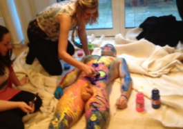 Body Painting Two