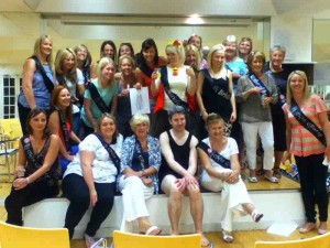 Top parties for mixed age hen groups Madame Peaches Hen Parties
