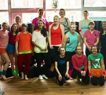 Dance Class Party Madame Peaches Hen Parties