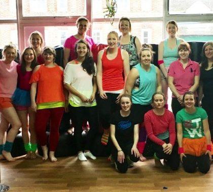 Dance Class Party Madame Peaches Hen Parties