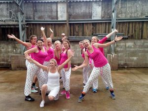 WORK FOR US Madame Peaches Hen Parties